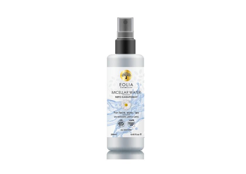 Micellar Water 200ml από την Eolia Cosmetics